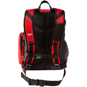 speedo Teamster Backpack 35l red